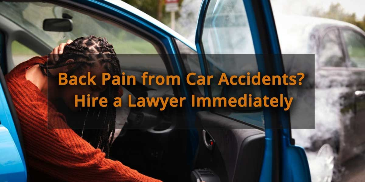 Back Pain from Car Accidents