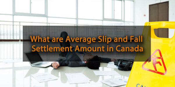 Slip and Fall Settlement Amount in Canada